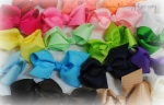 "3"" Knotted Boutique Bows"